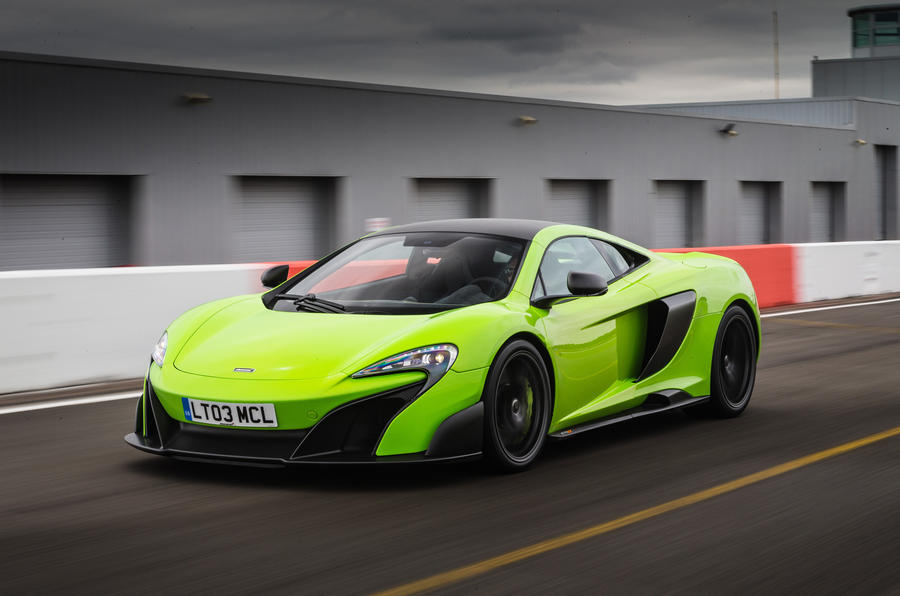 How Much Is A Mclaren >> McLaren 675 LT Review (2018) | Autocar