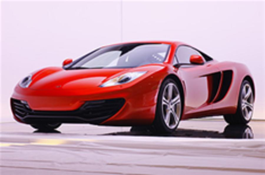 mclaren mp4 12c revealed autocar. Black Bedroom Furniture Sets. Home Design Ideas
