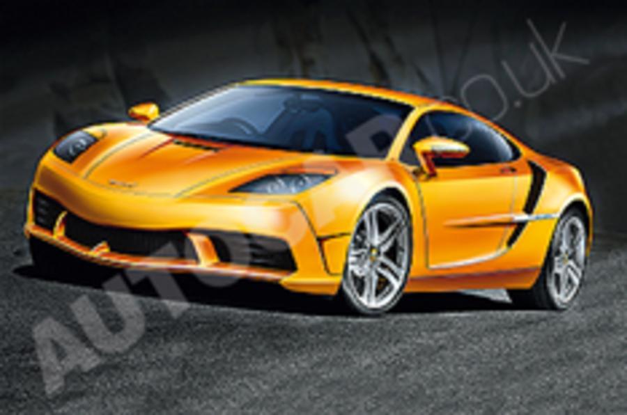 New McLaren due in 2010