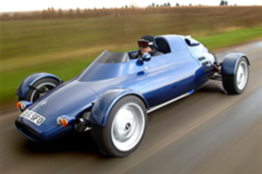 Gordon Murray's new supercar