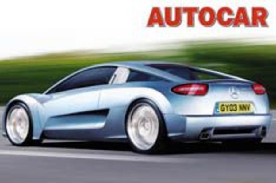McLaren plans a £150k baby