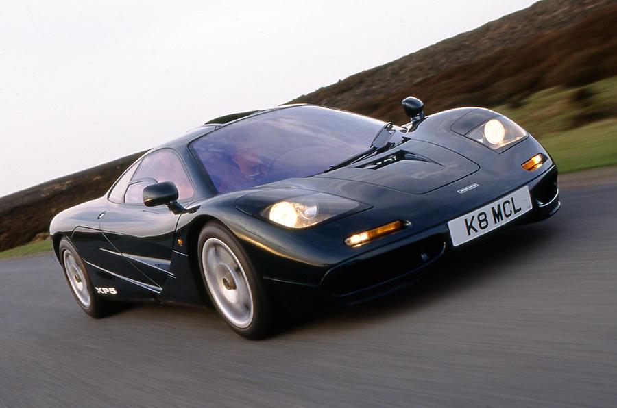 Mclaren F1 1992 1998 Design Amp Styling Autocar