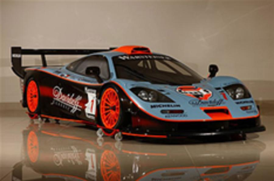 McLaren F1 GTR long-tail for sale