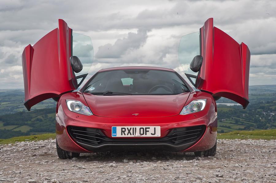 New McLaren P13 to sit below 12C