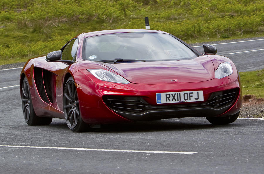McLaren to tweak MP4-12C