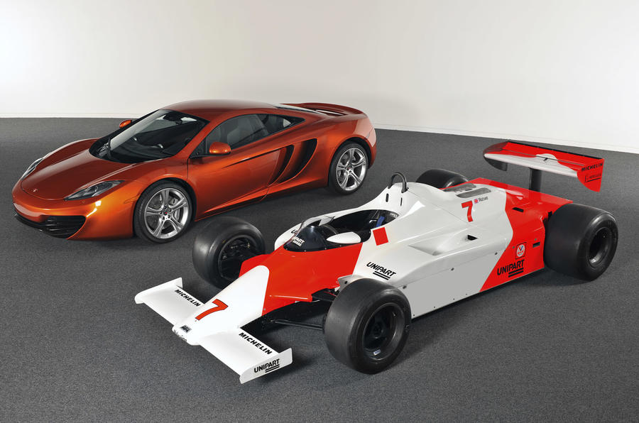 McLaren will only build sportscars