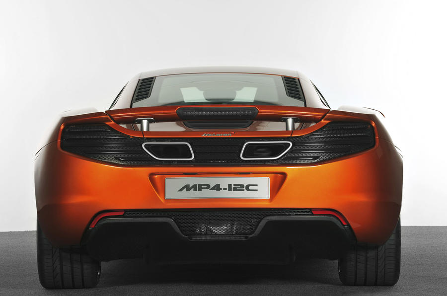 Configure your McLaren MP4-12C