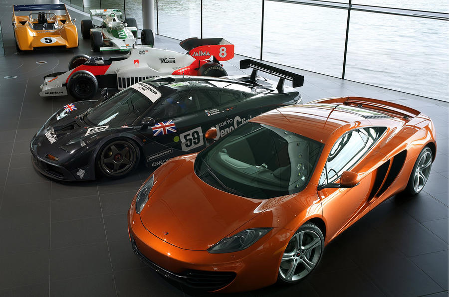 McLaren MP4 'outperforms rivals'