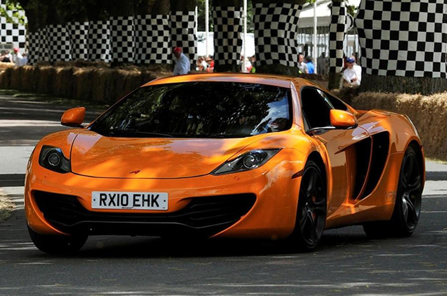 McLaren to use hybrid tech