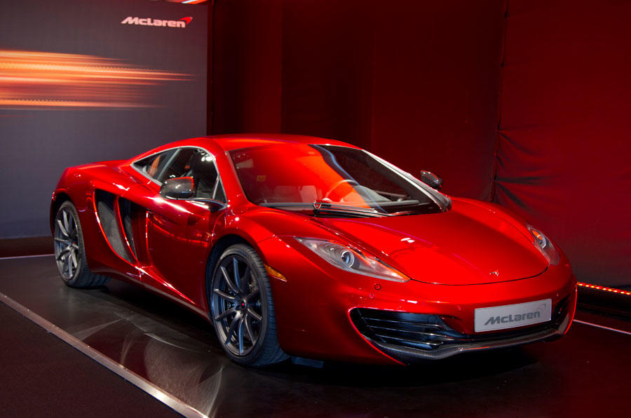 mclaren mp4 12c sgp edition to be revealed at singapore gp autocar. Black Bedroom Furniture Sets. Home Design Ideas
