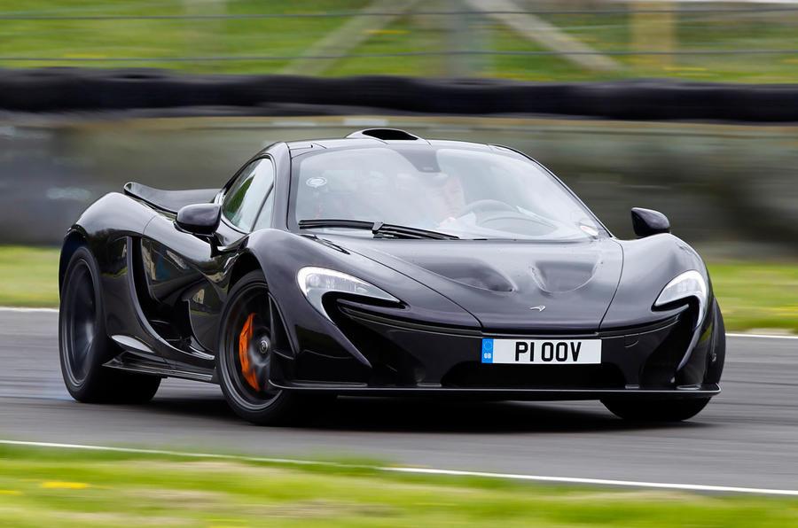 McLaren P1 ...