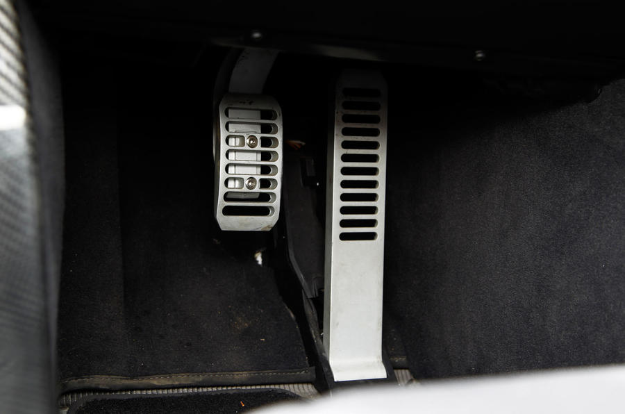 McLaten P1 aluminium pedals