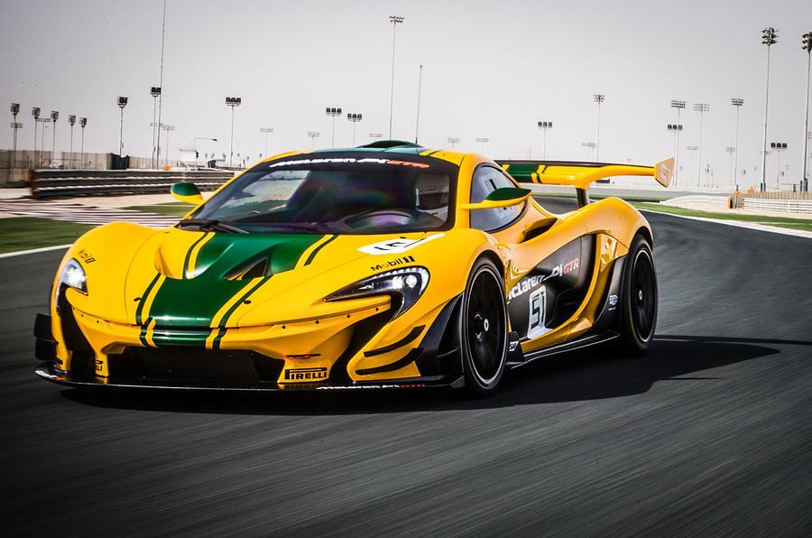 984bhp McLaren P1 GTR