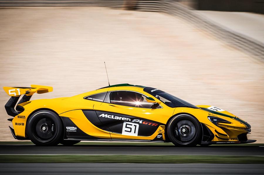 £1.98 million McLaren P1 GTR