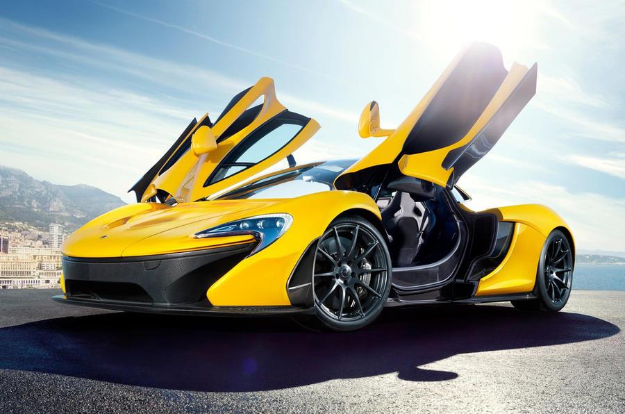 """McLaren P1 """"virtually sold out"""""""