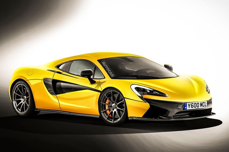 New McLaren Sports Series aims for Porsche 911 Turbo
