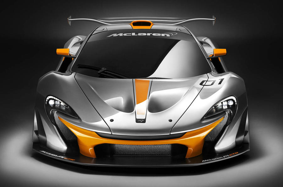 Why is McLaren making the P1 GTR? It's all about exclusivity