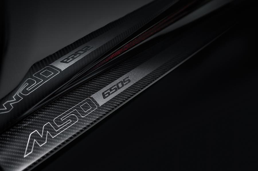 Bespoke options for new McLaren 650S showcased
