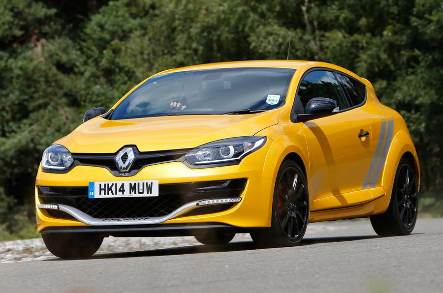 Renault Megane Renaultsport 275 Trophy UK first drive review