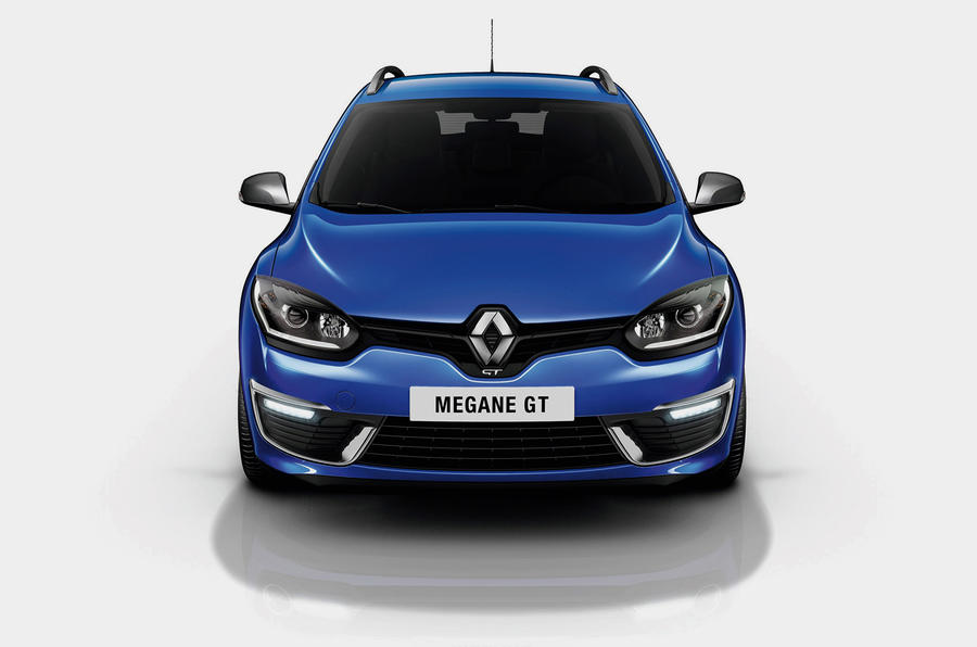 Renault Megane facelift revealed
