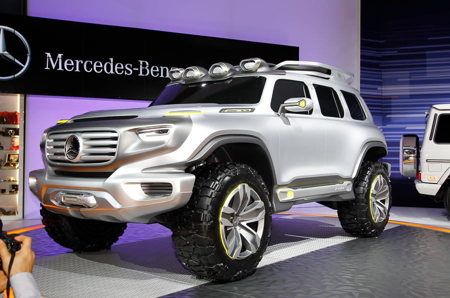 La Motor Show Report And Gallery Autocar