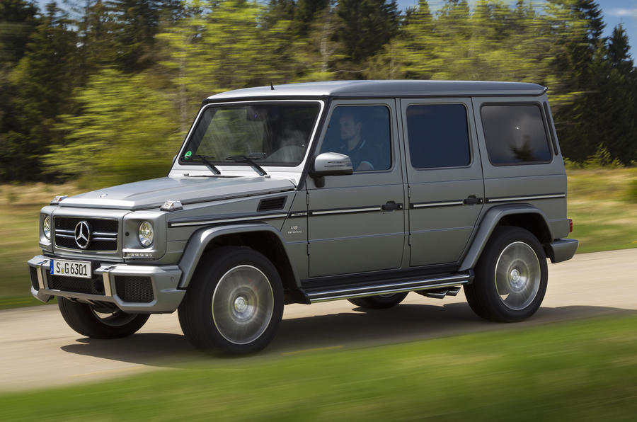 Mercedes plans new g class for frankfurt 2017 launch autocar for New mercedes benz g wagon