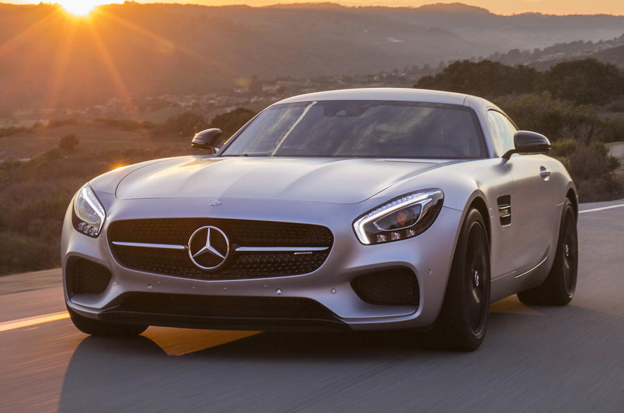Mercedes benz confirms new amg sport line up autocar for Mercedes benz sports cars