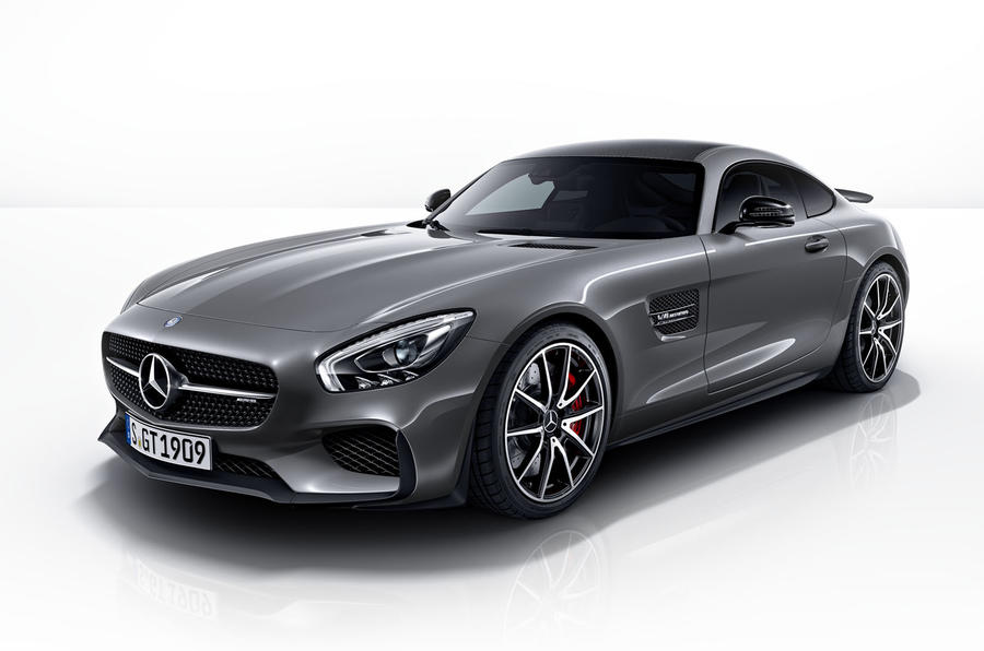 New Mercedes-AMG GT tech secrets revealed