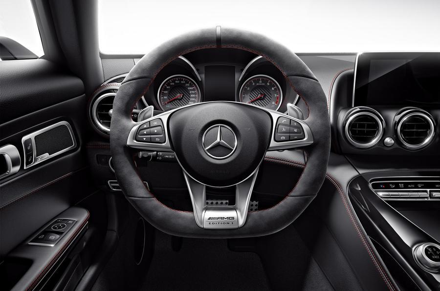 New Mercedes-AMG GT tech secrets revealed