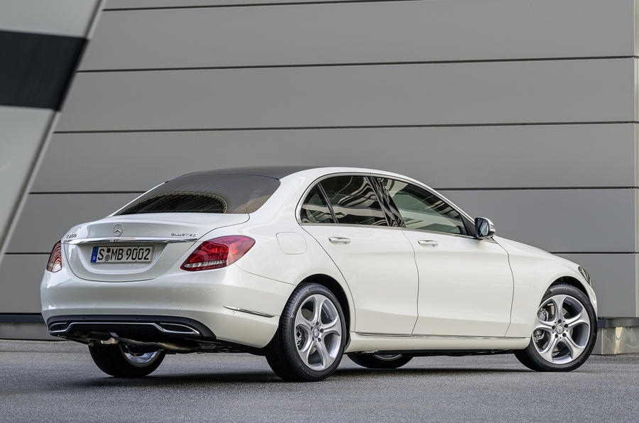 Mercedes-Benz C180 BlueTEC first drive review