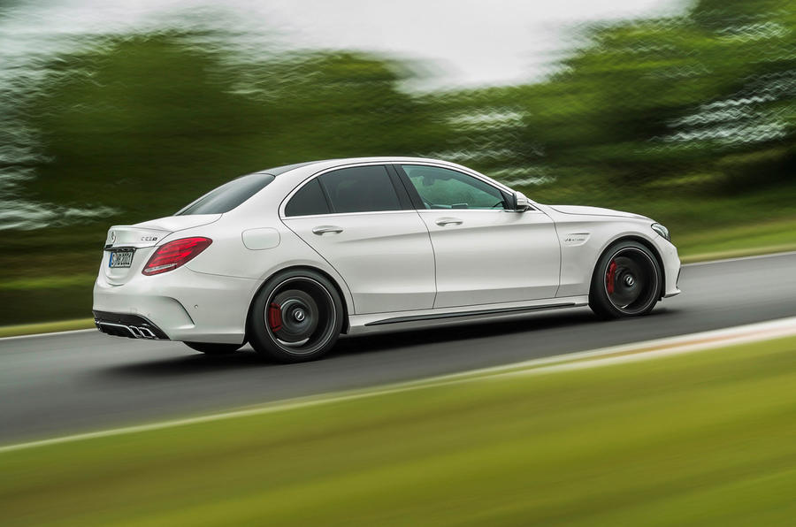 Mercedes-AMG C63 revealed with 503bhp - plus exclusive pictures