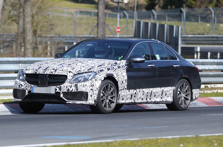 Mercedes plans larger C63 AMG family for 2016