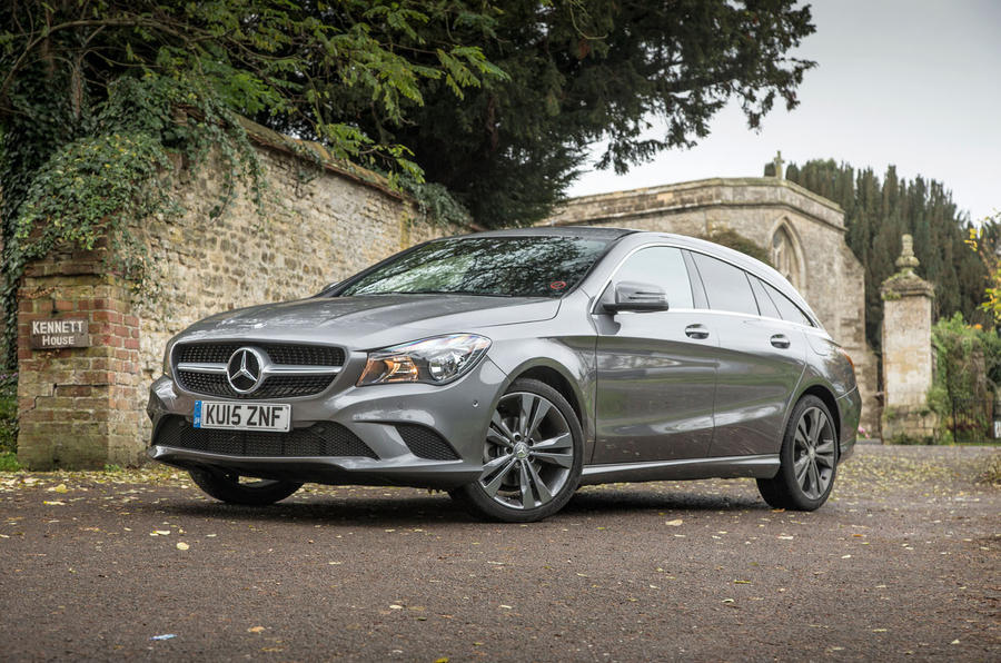 The Mercedes-Benz CLA Shooting Brake