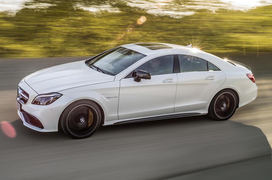 Facelifted Mercedes-Benz CLS revealed