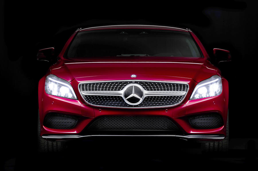 Facelifted Mercedes CLS previewed ahead of Goodwood launch