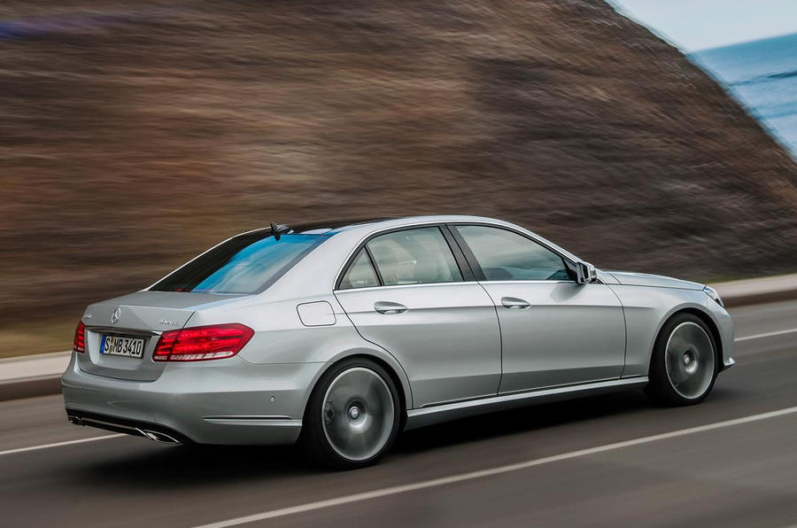 Mercedes-Benz introduces nine-speed auto option