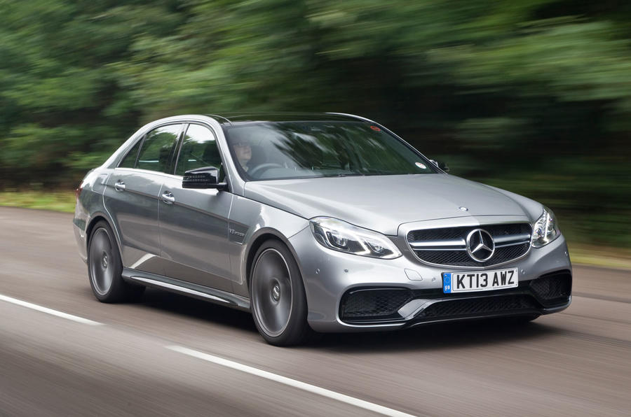 First Drive: 2014 Mercedes-Benz E63 AMG - Automobile Magazine