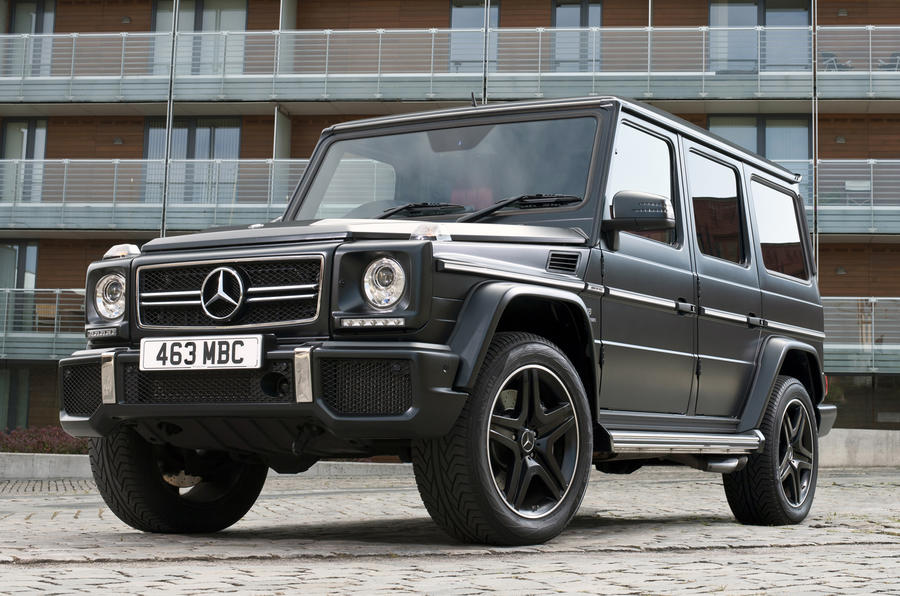 3.5 star Mercedes-AMG G 63