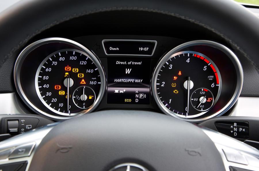 MercedesBenz GL 350 BlueTEC AMG Sport diesel first drive