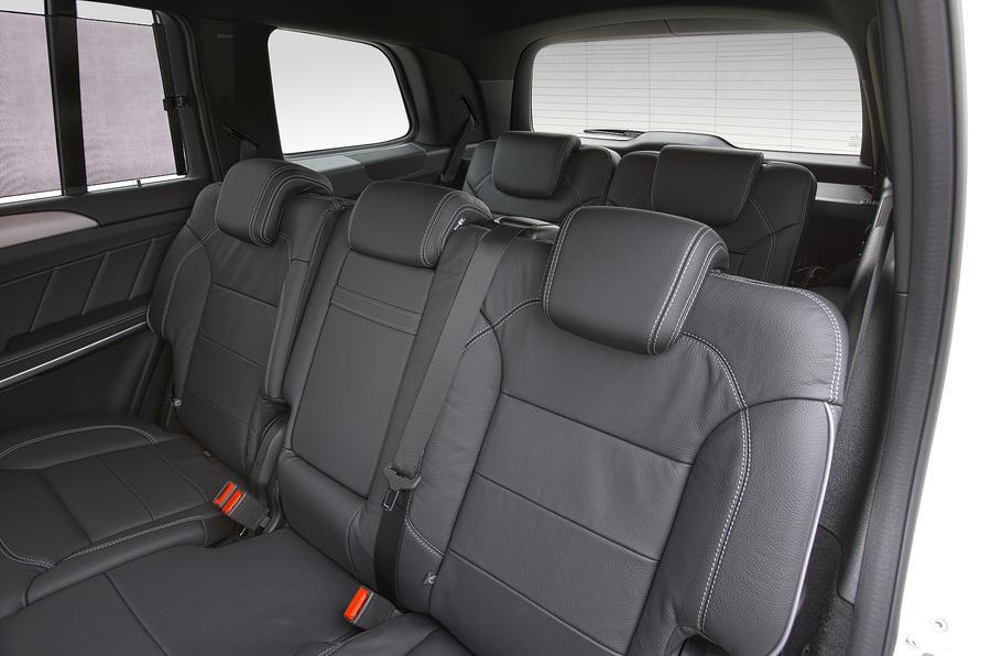 Mercedes Benz Gl Rear Seats Slide