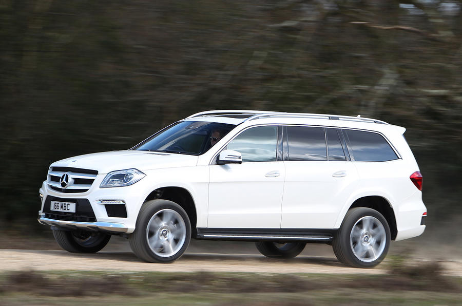 Mercedes-Benz GL 350 first drive review