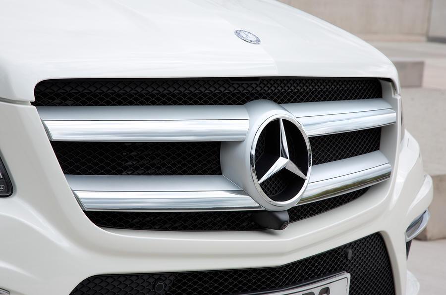 Mercedes-Benz GL 350 first drive review
