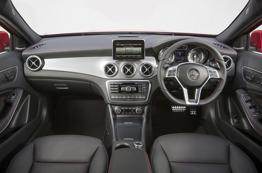 Mercedes Benz Gla250 4matic Amg Line Uk First Drive