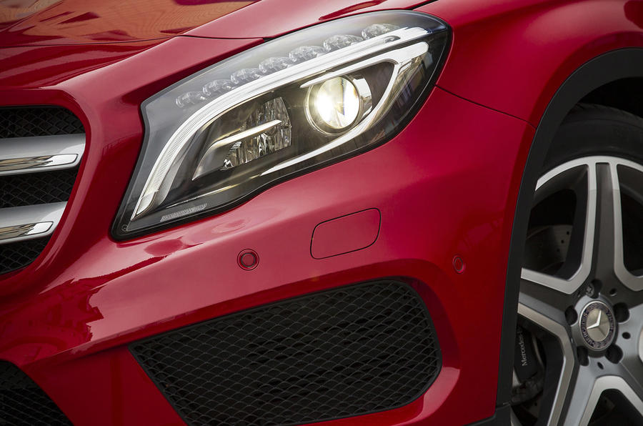 Mercedes-Benz GLA250 4Matic AMG Line UK first drive review