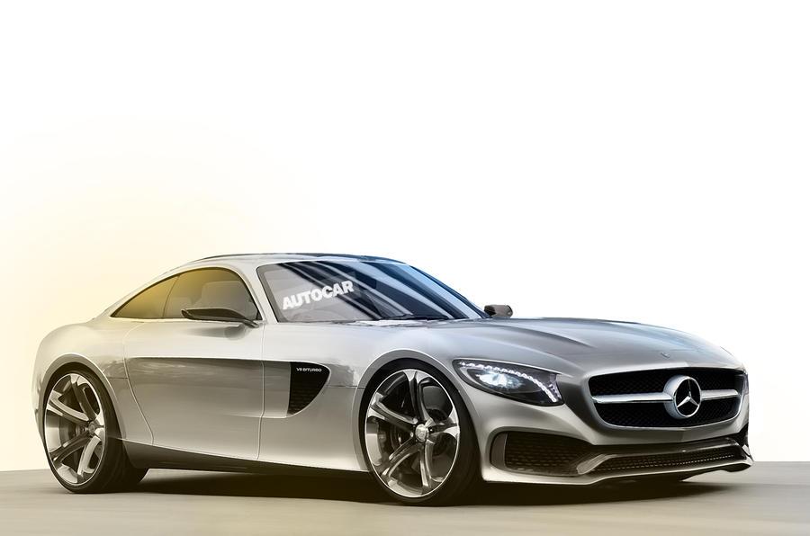Mercedes drops Benz for new GT