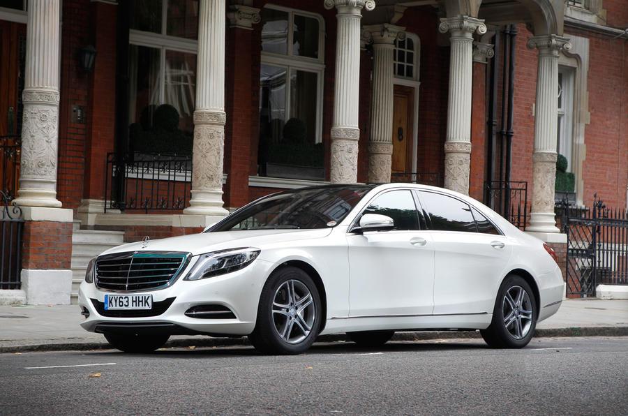 5 star Mercedes-Benz S-Class