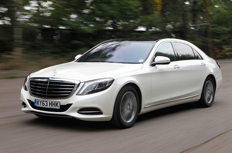 Quick news: Mercedes ramps up S-class production, Jaguar to offer R Sport trim