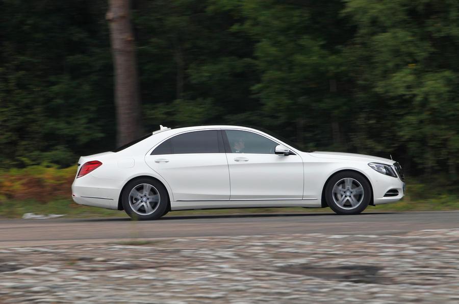 255bhp Mercedes-Benz S-Class