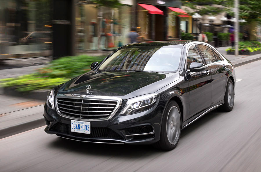 Mercedes benz s class s 350 bluetec l se line review autocar for Mercedes benz s 350