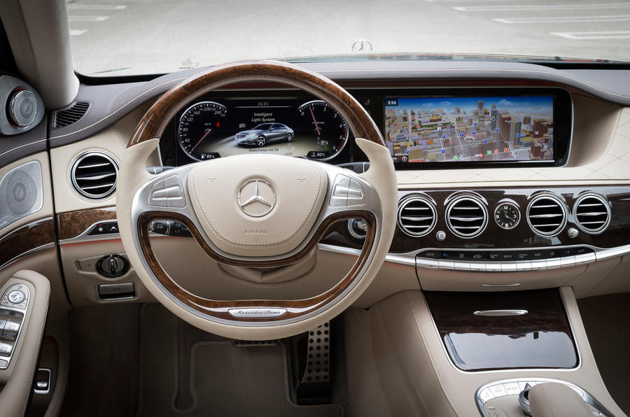 mercedes benz s class s 350 bluetec l se line review autocar